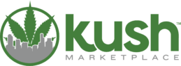 This image has an empty alt attribute; its file name is Kush-Marketplace-Horizontal_DARK-259x95.png