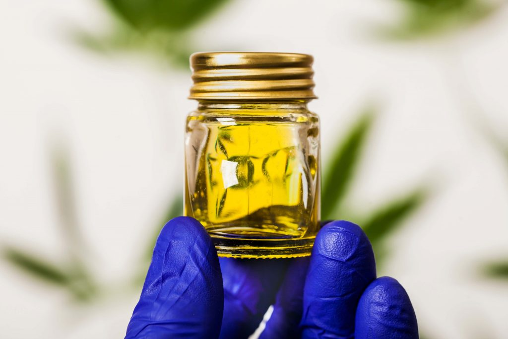 WHAT IS CBD DISTILLATE?